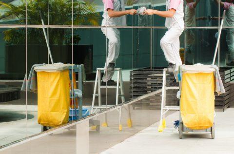 Qu'est ce que le nettoyage industriel ?