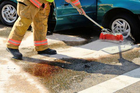 nettoyage après incendie