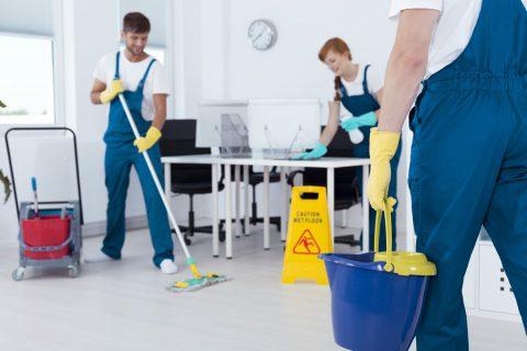 Société de nettoyage de bureaux : comment choisir ?