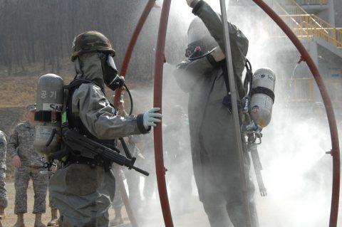 Qu'est ce qu'une décontamination des zones à risques ?