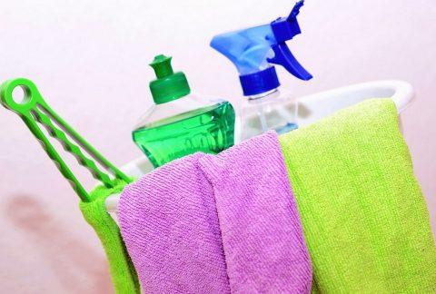 Contrat nettoyage pour particulier