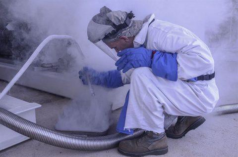 Les avantages du nettoyage cryogénique