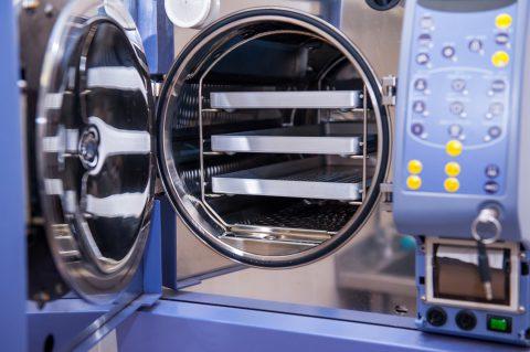stérilisation vapeur